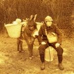 1914-2014 : Un ânier sur les traces de la Grande Guerre