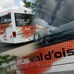 Ligne de bus supprimée à Sagy