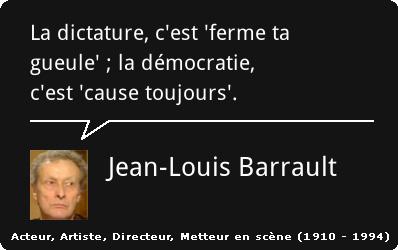 jean-louis barrault