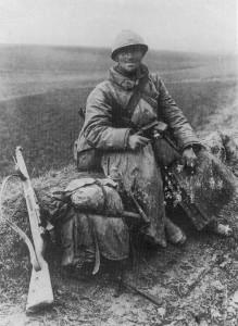 soldat 1914 - 1918