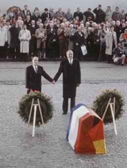 Kohl - Mitterrand