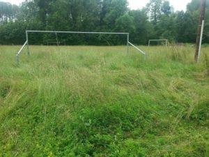 Terrain de foot Sagy2 juin 2016